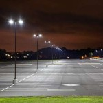 parking lot lighting. mike fuller electric. electrical contractors ottawa