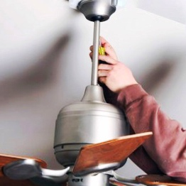 ceiling fan controls
